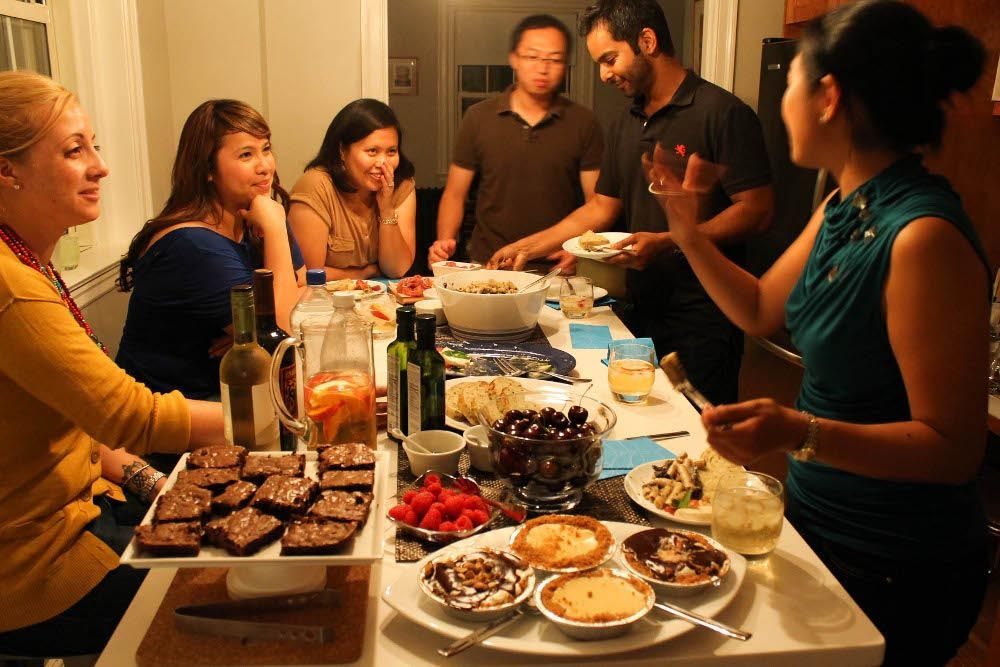 Good Dinner Party Game Part - 12: Dinner Party Games Family