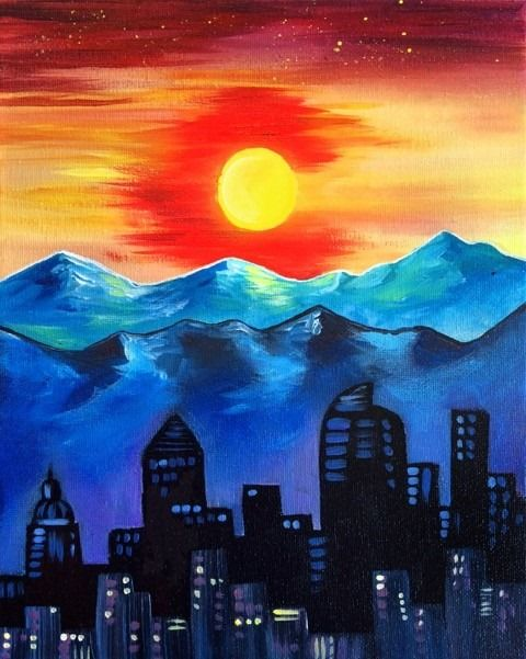 Denver Area Paint Classes Public Classes Kids Private Off