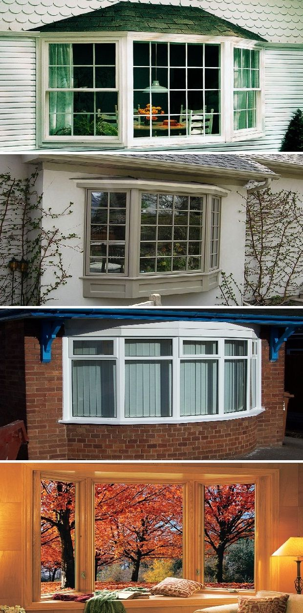 Bay Window Design Ideas Exterior | Home Window Design Ideas ...