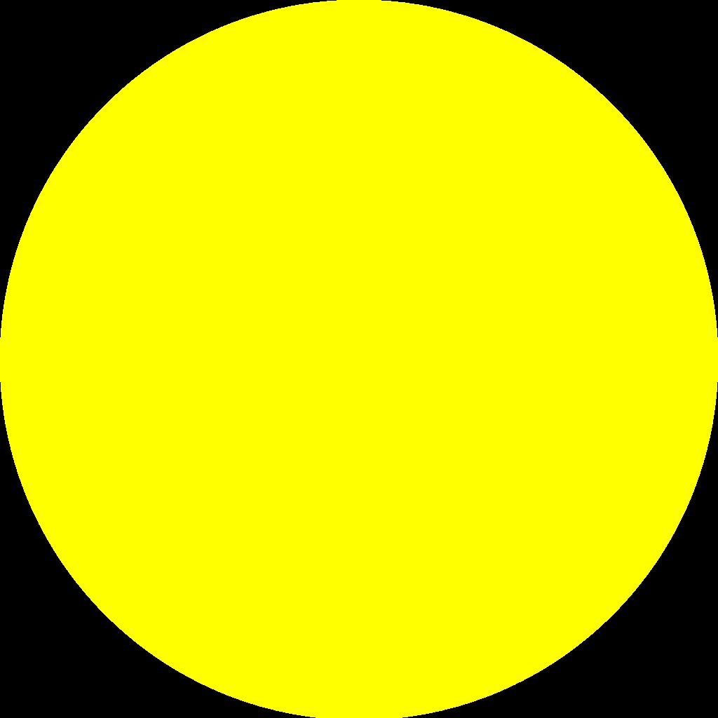 Image Result For Yellow Circle Circle Yellow Circle Clipart