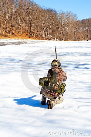 Winter Target Practice - Download From Over 27 Million High Quality Stock Photos, Images, Vectors. Sign up for FREE today. Image: 23639203