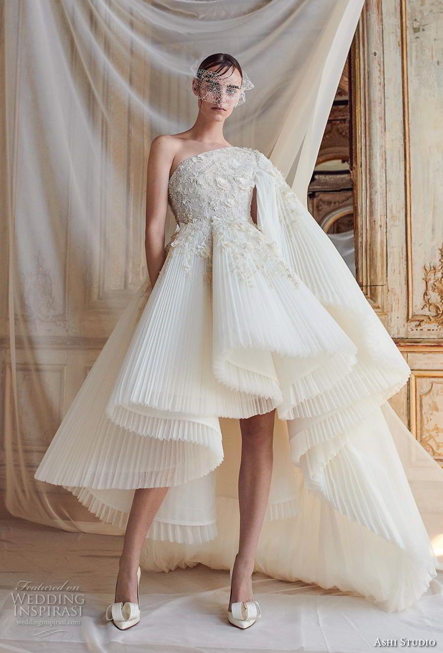 Ashi Studio Fall/Winter 20 20 Couture Collection   Wedding ...