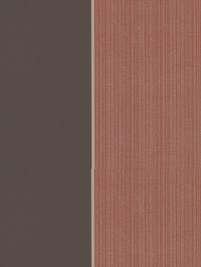 Bold Stripe, a feature wallpaper from Kelly Hoppen, featured in the  collection.