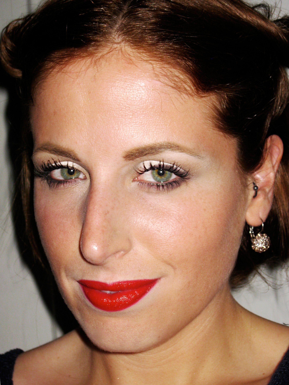 Trucco ARANCIONE FLUO e MARRONE | Makeup Tutorial