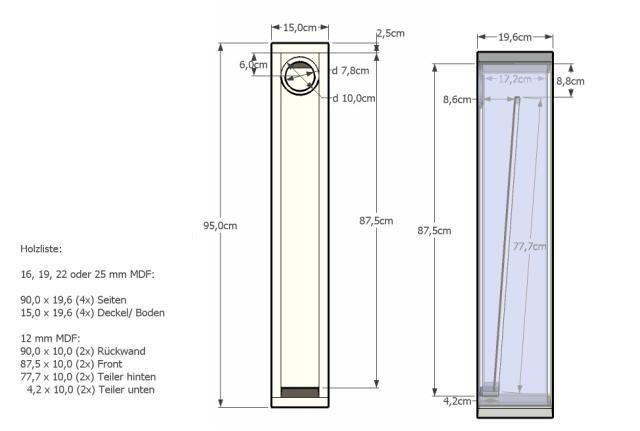 needlebauplan loudspeaker hifi pinterest lautsprecher. Black Bedroom Furniture Sets. Home Design Ideas