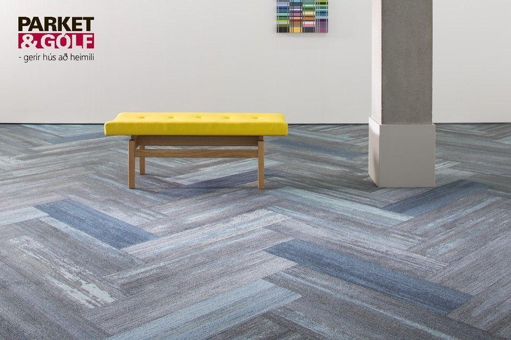 Milliken Teppaflisar Color Compositions Academy Vorunr Cmp118 Staerd 8 3 X 250 X 1000mm Hogghljodsdempun Carpet Tiles Design Milliken Office Interior Design