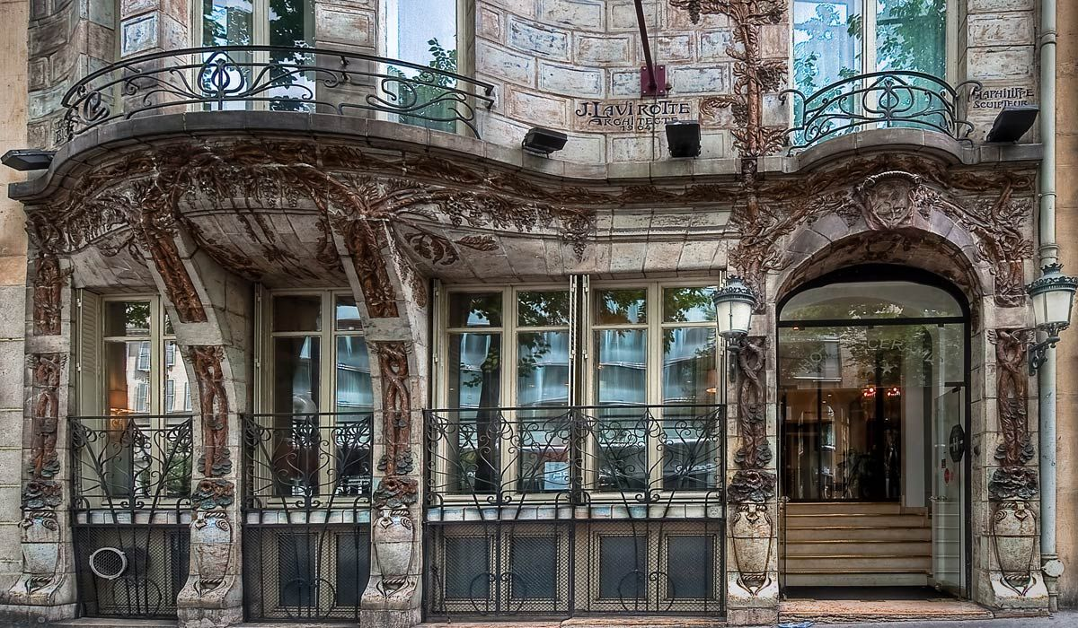 art nouveau h tel c ramic avenue de wagram paris architecte jules lavirotte c ramiste. Black Bedroom Furniture Sets. Home Design Ideas