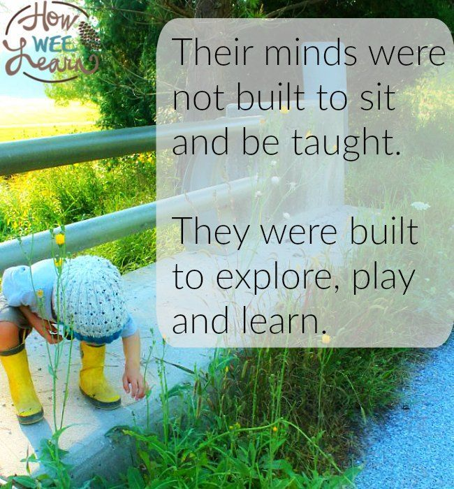 Importance of play in early years