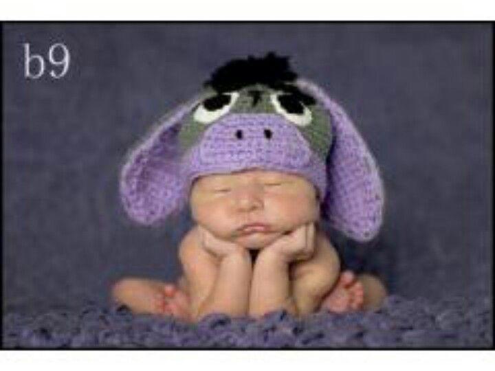 Eeyore hat
