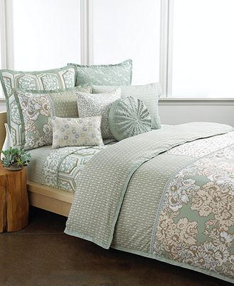 Closeout Style Co Bedding Pastiche Comforter And Duvet Cover Sets Duvet Covers Bed Bath Ma Sage Green Bedroom Seafoam Green Bedroom Duvet Cover Sets