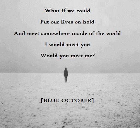 Pin By Anna Boynton On Bands And Music Blue October Songs Blue October Blue October Lyrics