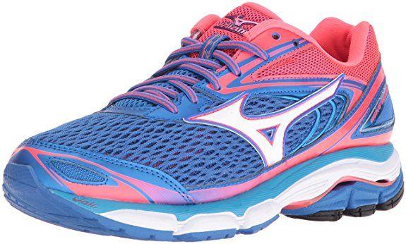 6ab2094385b78 Amazon.com | Mizuno Women's Wave Inspire 13 Running Shoe, Malibu ...