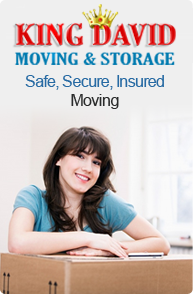 King David Moving And Storage Professional And Affordable Movers