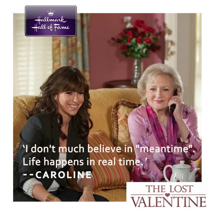 The Lost Valentine I Loved This Quote That Caroline Made Soo True   Lost  Valentine
