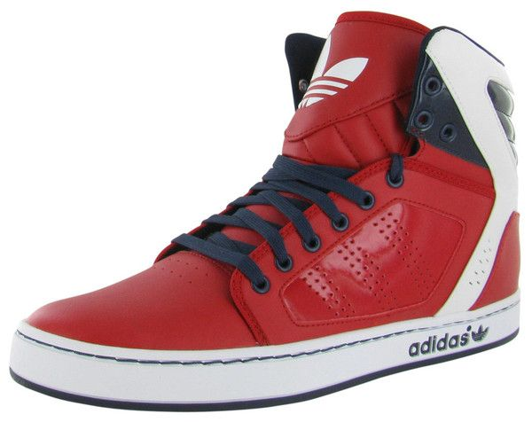 outlet store d76ee 4a310 ScarletScarletWhite Adidas Originals ADI High EXT Mens Shoes Fashion  Sneakers  Streetmoda