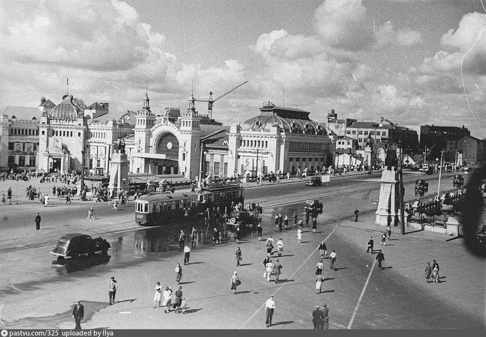 1937-1940 г (1000×695) | Москва, Ретро, Живопись