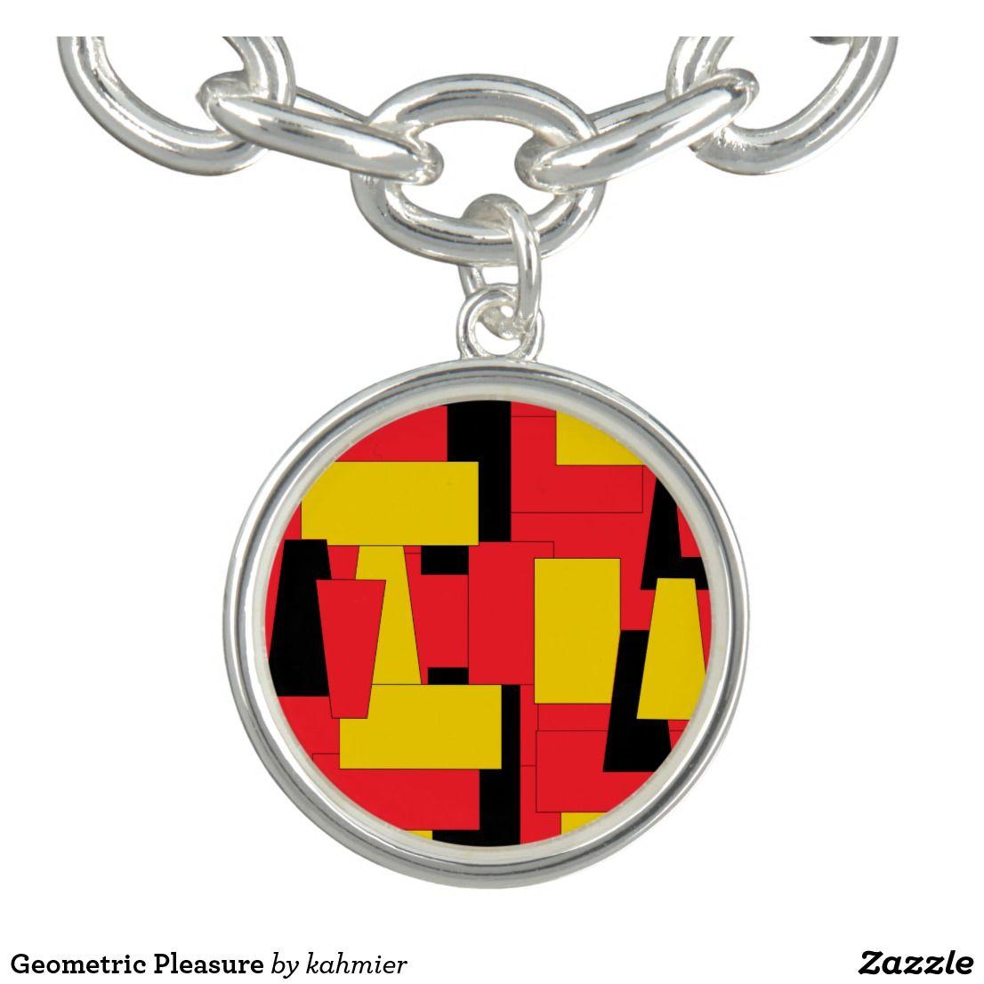 Geometric pleasure charm bracelets jewelry pinterest