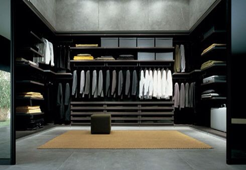 Superb Poliform Walk In Closets   The Wet Dream Of Everyone Who Ever Wanted High