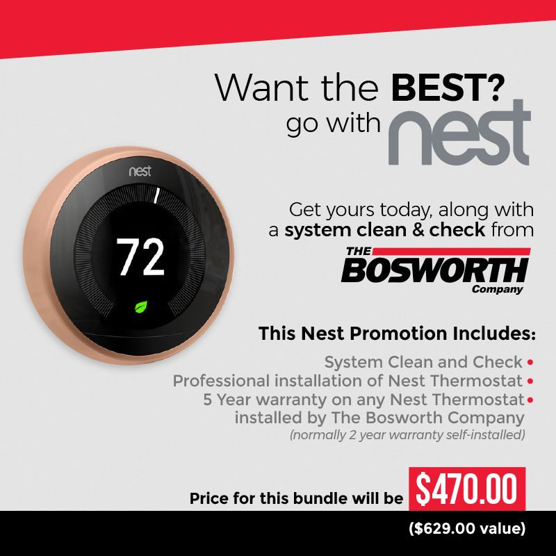 Want the best? Go with Nest! Find out about our newest
