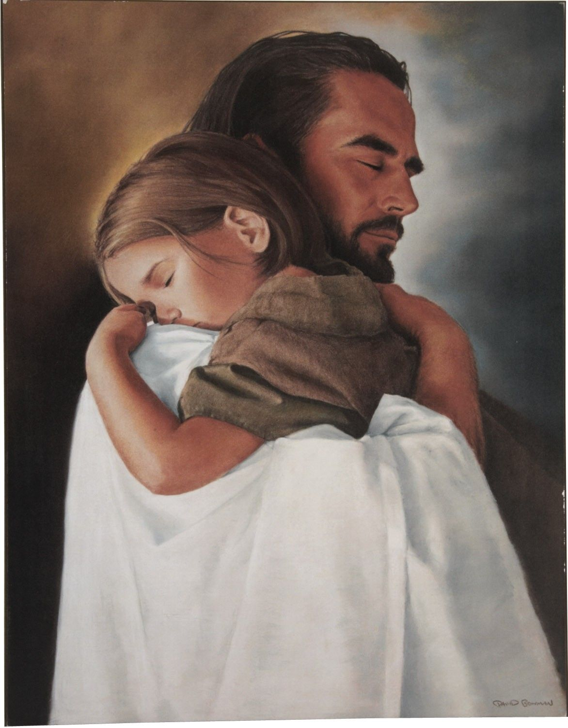 Jesus and Child - Home Decor - Christian Gifts | Jesus pictures, Christ,  Pictures of christ