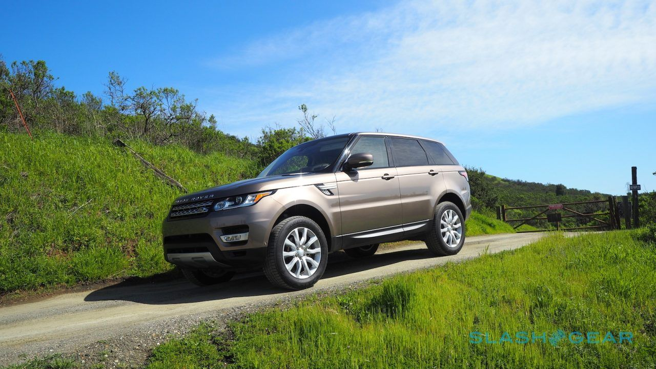 2016 Range Rover Sport HSE Td6 Review Torque fit for a king