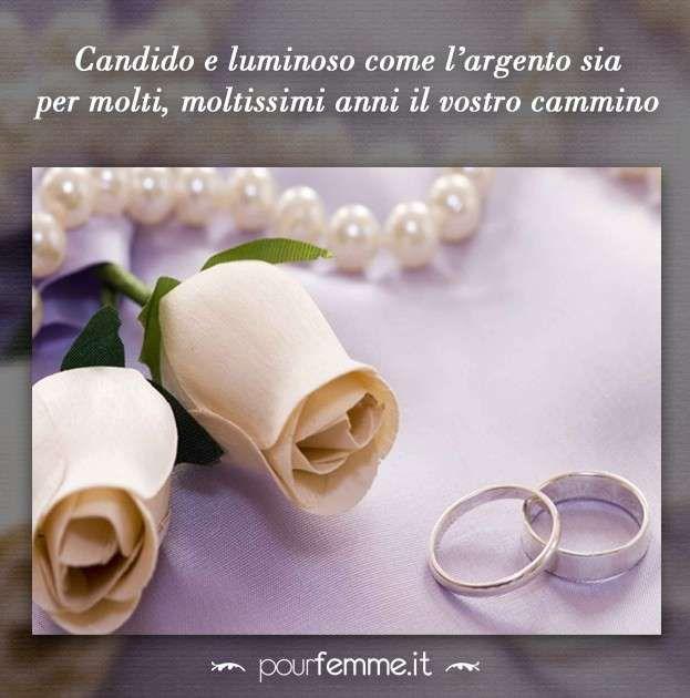 Frasi Anniversario Matrimonio 25 Anni Spiritose.Frasi Anniversario Matrimonio Nozze D Argento Anniversario