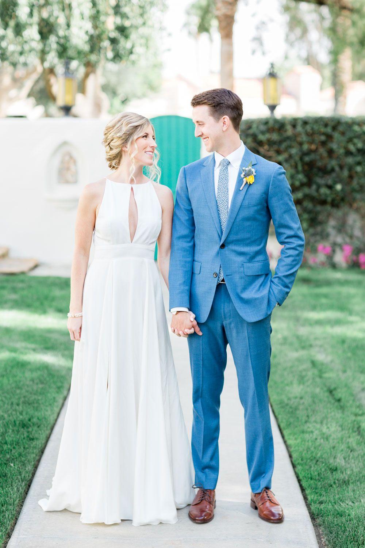 Gorgeous Winter La Quinta Resort Wedding in Palm Springs   Palm ...