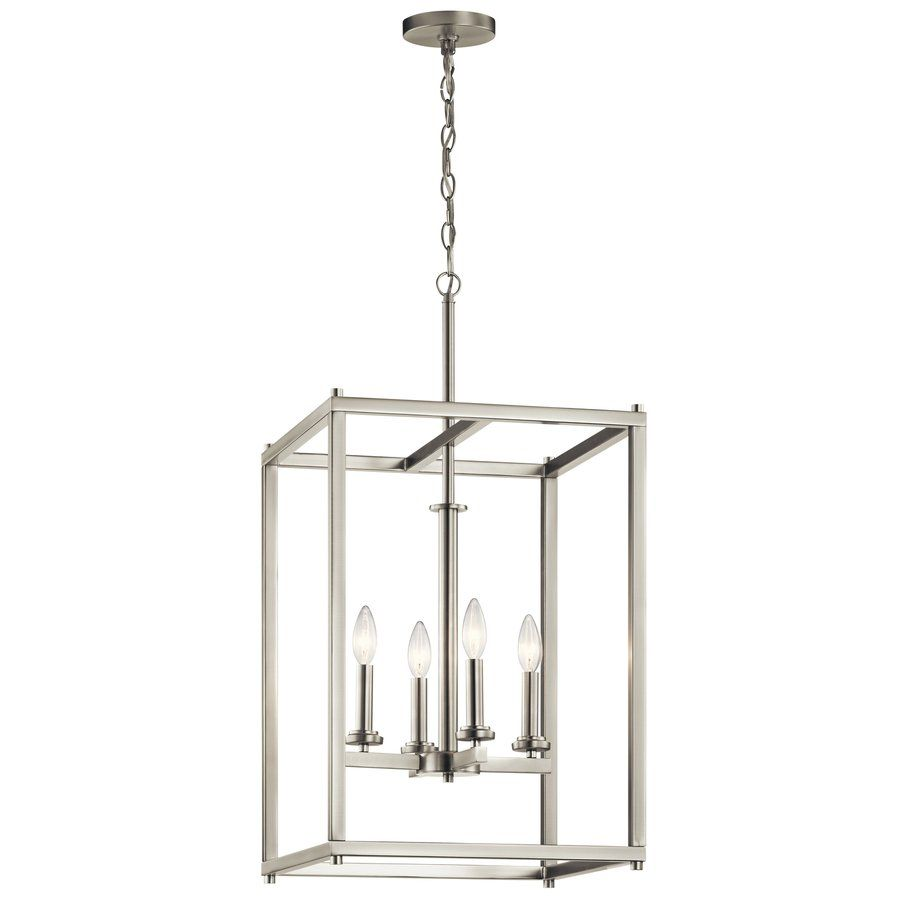 Chelsie 4-Light Foyer Pendant $205.99 | lighting | Pinterest