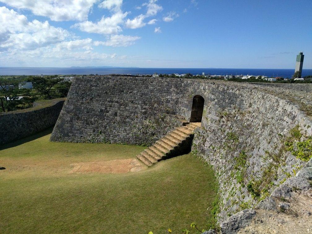Okinawa Travel | Nakijin Castle Ruins | WOW U Japan |Okinawa Japan Ruins