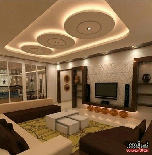 جبسيات مجالس رجال سعوديه  Tapa  Pinterest  Ceilings And Hall Impressive Best Ceiling Design Living Room Inspiration Design