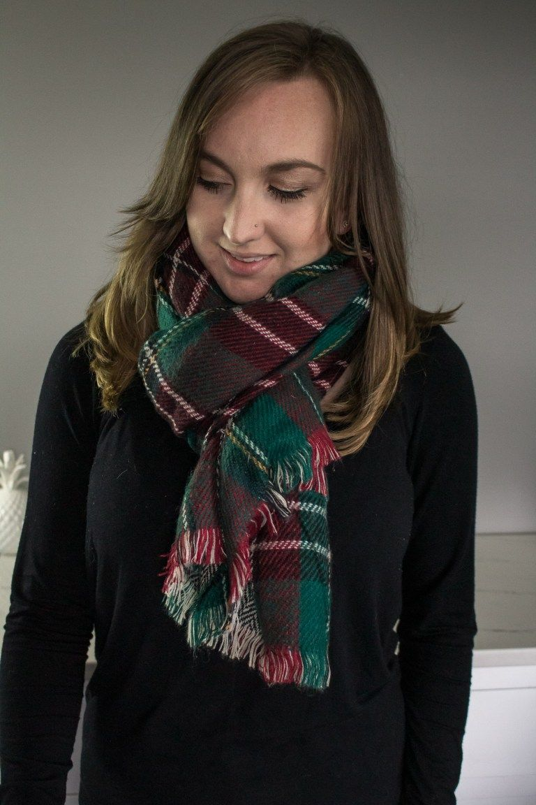 7 Fashinable Ways to Wear a Blanket Scarf Blanket scarf