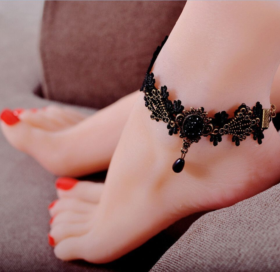 Ankle bracelet foot chain models names and anklet
