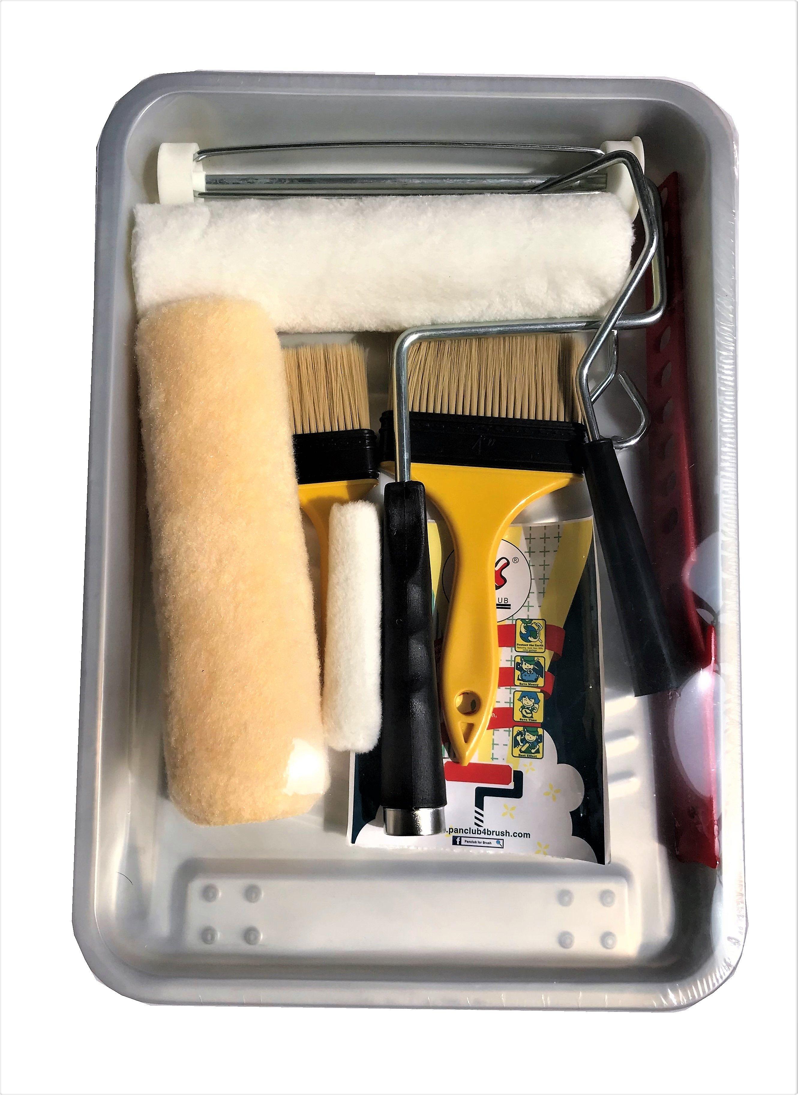 Paint Roller Kit 12 Piece On Amazon