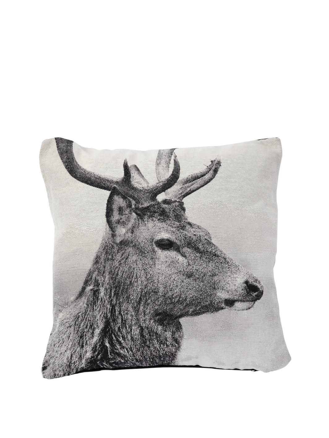 Newland Stag Printed Cushion 16a633251