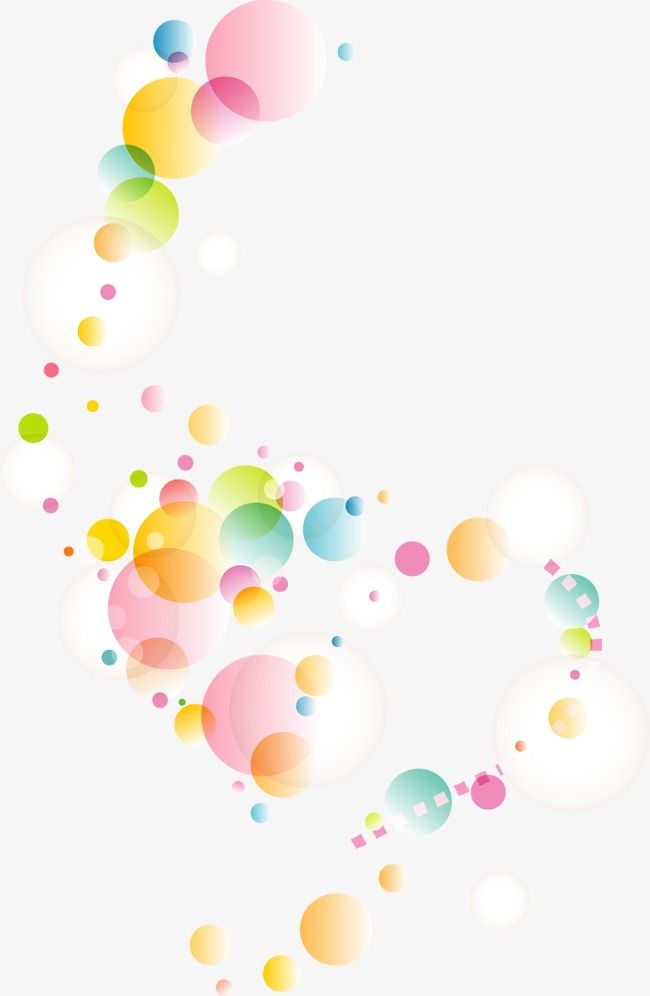 Colorful Abstract Geometric Point Circle Powerpoint Background Design Crystal Background Flower Phone Wallpaper