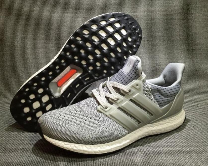 ba08203f5 Adidas Ultra Boost LTD.silver S77517 36-44