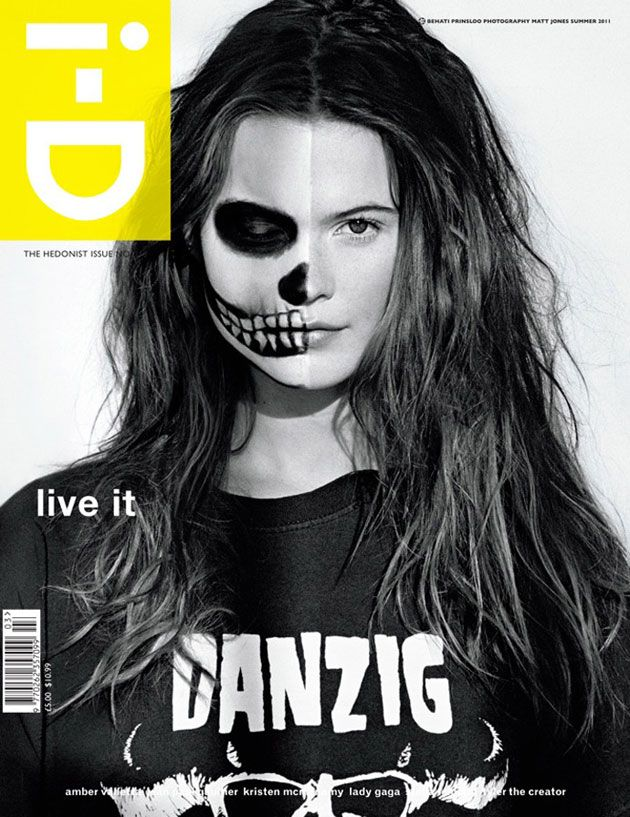 i-D Magazine Summer 2011 Covers | UPDATE