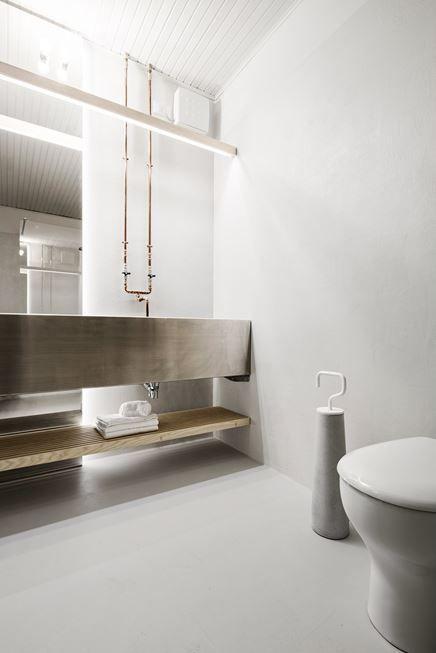 Elegant APPARTAMENTO BROLETTOUNO   Picture Gallery | Bad Ideen Schwarz Weiss Grau |  Pinterest | Bathroom, Modern Bathroom And Bathroom Design Luxury
