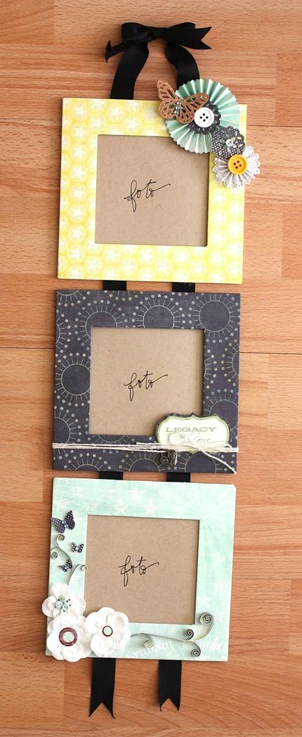 40 Diy Picture Frames You Can Make Sell Photo Frame Crafts