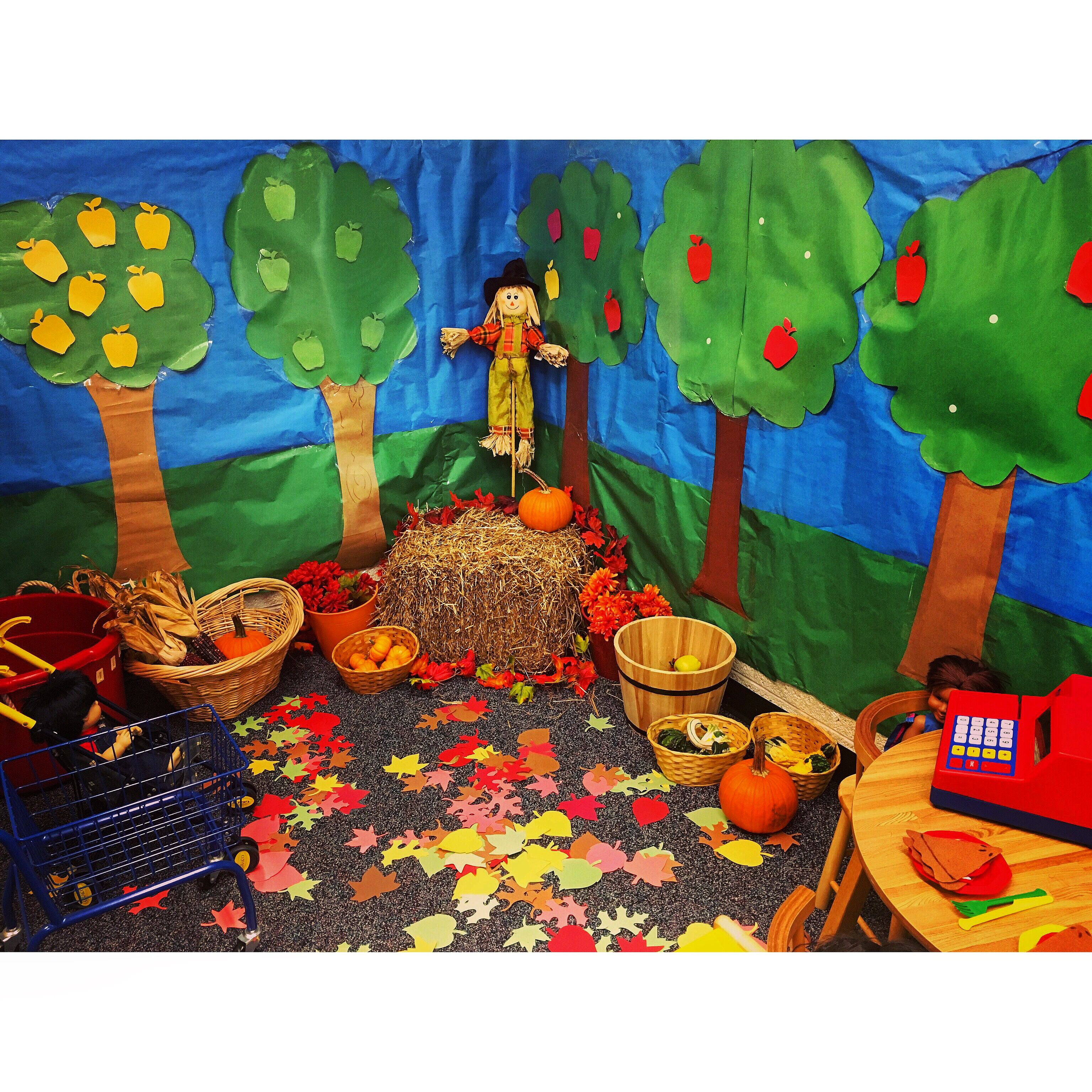 Fall Autumn Dramatic Play For Preschoolers