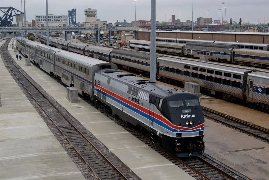 Pin on Amtrak and the Auto Train