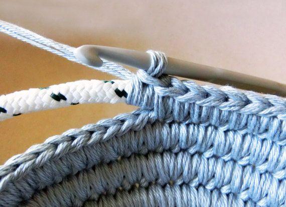 Crochet pattern 6 Yin Yang jewelry dish, crochet home decor, crochet storage. instant download Christmas gift ideas. Crochet basket