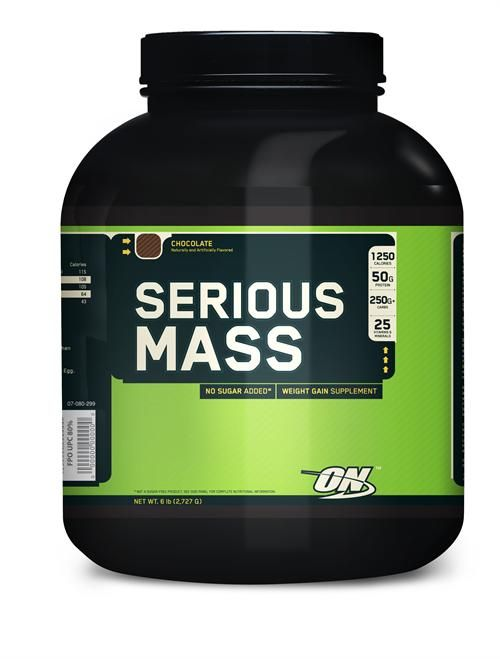 A Look Into The Optimum Nutrition Serious Mass Supplement Taking Into Consideration Different Aspe Optimum Nutrition Nutrition Best Muscle Building Supplements