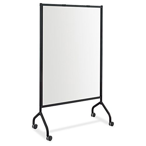 Safco Products 8511BL Impromptu Full Whiteboard Screen, 4...