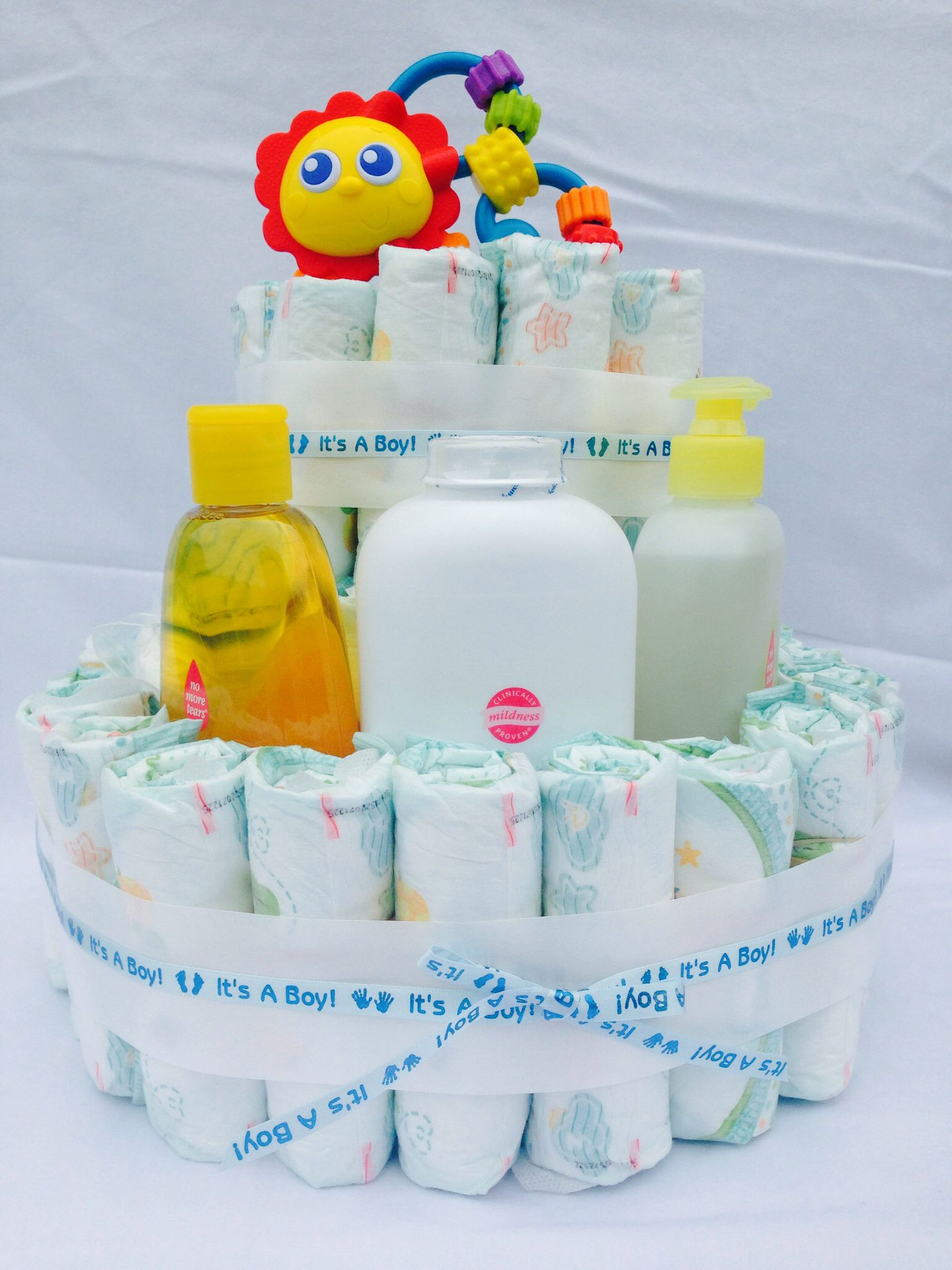 Toiletries cake xx