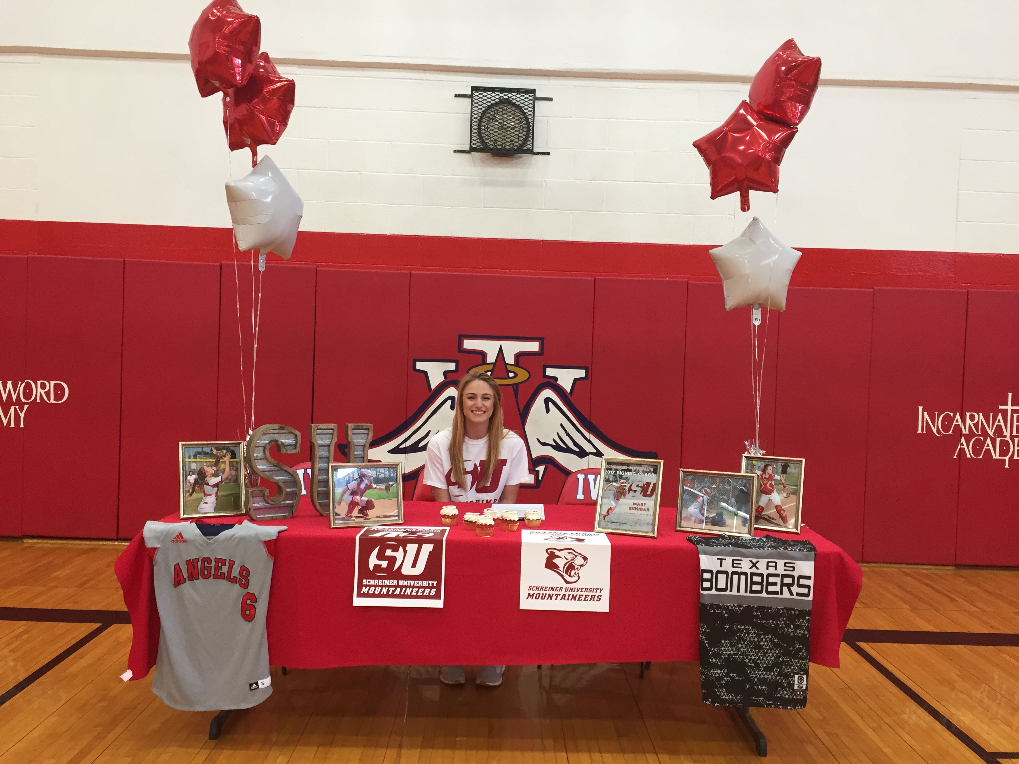 college softball signing day