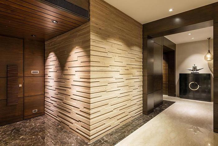 Foyer Designs : Foyer designs rakeshh jeswaani interior architects