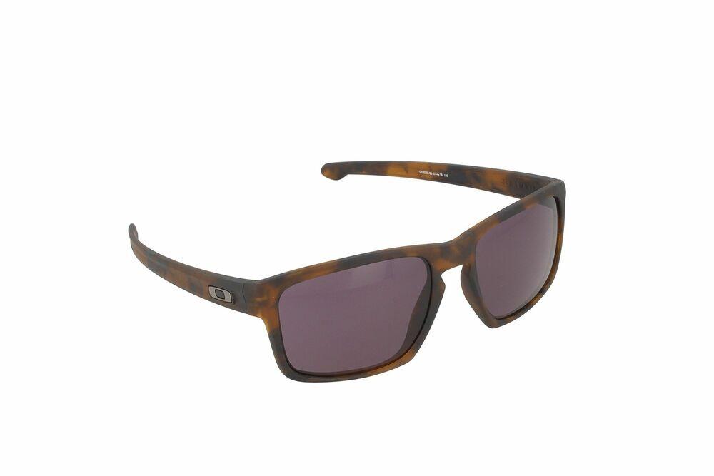 dc7609c1c eBay #Sponsored Oakley Men's Sliver OO9262-03 Rectangular Sunglasses Matte  Brown Tortoise 57 m