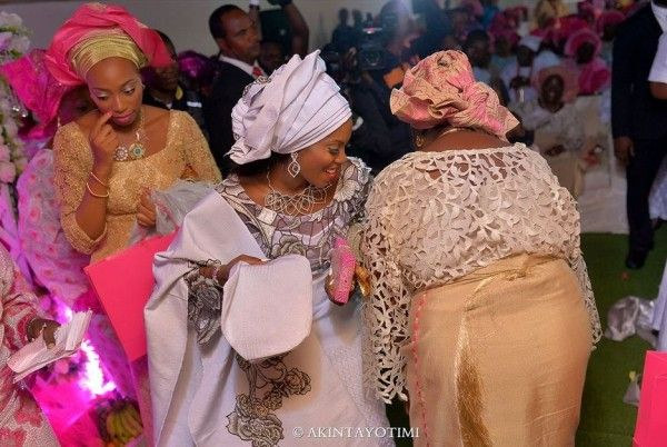 Nigerian wedding official yoruba traditional wedding