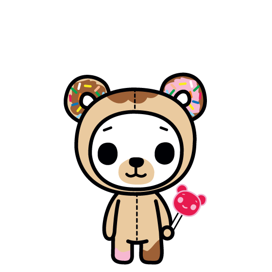 Donutella Tokidoki In 2020 Tokidoki Characters Hello Kitty Kawaii